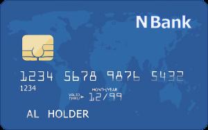 Einzahlung per Kreditkarte vornehmen